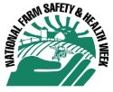 Farm Safety Week Logo