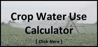 Crop Water Use Calculator