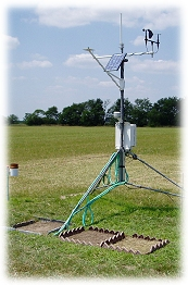 Green Ridge Weather Station