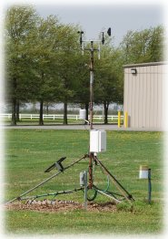 Lee Farm Weather Station