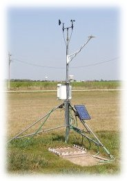 Monroe City Weather Station