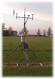 Novelty Weather Station