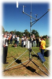 Columbia - Sanborn Field Weather Station