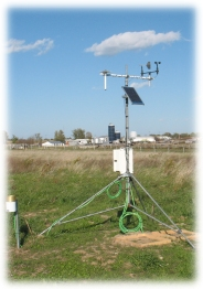 Vandalia Weather Station